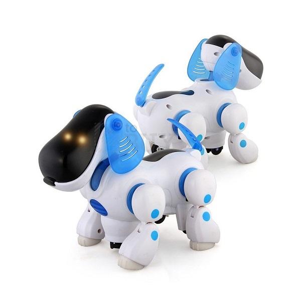 ของเล่นหุ่นยนต์น้องหมา