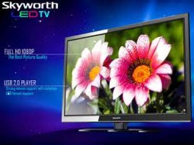 สินค้าราคาโปรเจค Skyworth  LED 32นิ้ว ,42นิ้ว ทีวีจอแบนราคาส่ง