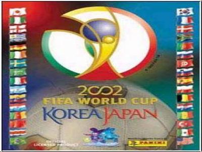 Panini World Cup 2002 Japan Korea COMPLETE + Japan set