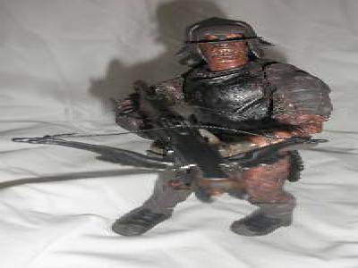 "Lord Of The Rings 6"" Uruk-Hai Action Figure"