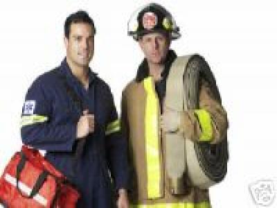 BLS EMT-B EMS First Aid 1st Responder Medical Study DVD