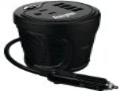 Energizer (EN180) 12V 180W Cup Inverter