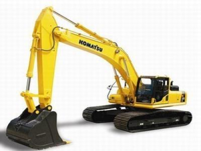 Komatsu PC350LC-8 Excavator