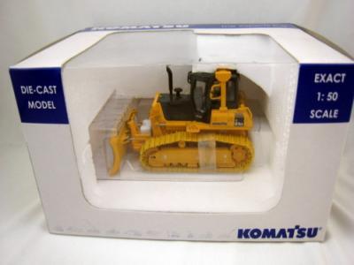 L@@K ! 1/50 UH KOMATSU D61EX Bulldozer - UH8000U
