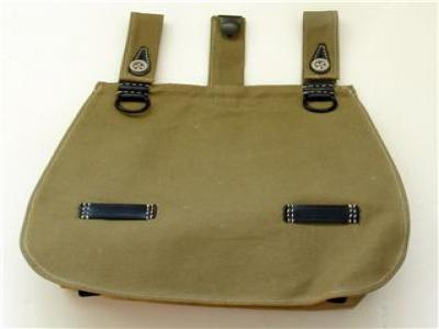 WW2 German Afrikakorps Tropical Bread Bag