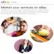 eBay เปิดเซอร์วิสใหม่ eBayHire ให้ผู้ใช้สามารถเสนอบริการผ่านเว็บ